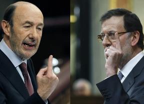 El debate Arias-Valenciano, en realidad es el debate Rajoy-Rubalcaba