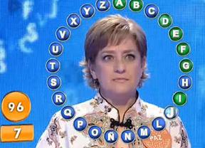 ¿Ganará hoy Paz, la veterana de Pasapalabra, el bote de 1,3 millones de euros?