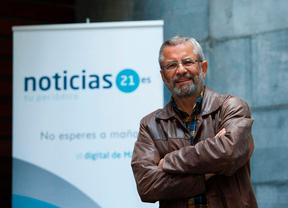 Félix Gil, candidato de Podemos por Málaga: 'Lo primero que haremos será un plan de emergencia social de 211 millones al trimestre''