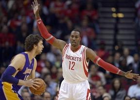 Pau y 'sus' Lakers se vengan: sorprenden en su cancha a los Rockets, que les robaron a Howard (98-99)