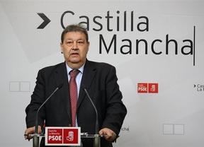 El PSOE quiere saber de dónde recortará Cospedal 400 millones para cumplir con el déficit