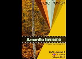 'Amarillo Invierno', una exposición con la que debuta el colectivo de fotografía Negro Pasión