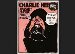 Los caricaturistas árabes también se solidarizan con 'Charlie Hebdo' a través de sus viñetas