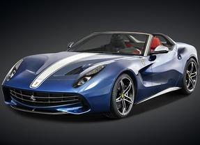Ferrari lanza la edición limitada a diez unidades F60 América