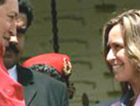 Según los informes de Wikileaks, Trinidad Jiménez llamó a Chávez 'payaso'