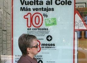 Cada familia gastará 640 euros en la vuelta al cole y con menos ayudas de las Autonomías