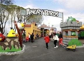Los Angry Birds invaden Gran Canaria con su parque temático