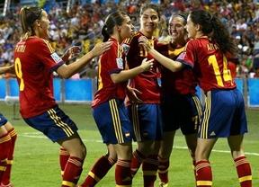 Las 'guerreras' rojitas sub'17 hacen historia: jugarán la primera final de un Mundial femenino de España