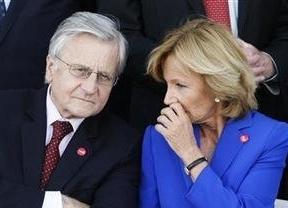 Se agrava la crisis: El FMI, dispuesto a comprar deuda española e italiana