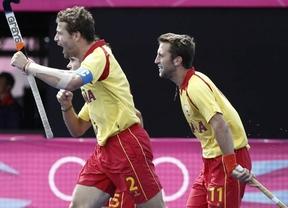 La selección de hockey se atasca en el debut y solo consigue un empate ante Pakistán (1-1)