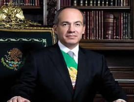 El presidente FCH condena enérgicamente asesinato de Cavazos