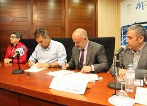 Adeje firma un convenio de un millón de euros para microcréditos a emprendedores