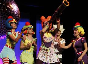 Pinturilla y la Pandilla Vainilla nos traen sus aventuras divertidas, imaginativas y... educativas