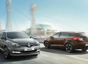 Renault, marca más vendida en noviembre en España, y su Mégane, el coche más demandado