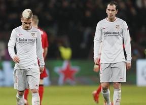 La aspirina sienta mal al Atlético: los rojiblancos caen ante el equipo de la Bayer y se complican la Champions (1-0)