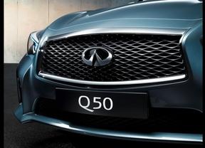 Infiniti comercializa en España la edición primer aniversario del Q50