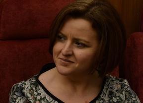 Marta Chacón toma posesión como nueva diputada en las Cortes Regionales
