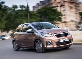 Peugeot España presenta a su red de concesionarios el nuevo 108