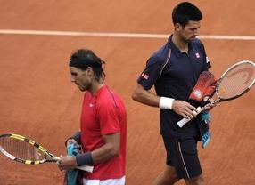 El mejor partido posible: Nadal y Djokovic, última pelea... por ahora y buscando ser el Maestro de 2013