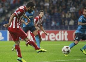 El 'SuperAtleti', más torero todavía: tras el Madrid, estoquea a los 'dragones' del Oporto (1-2)