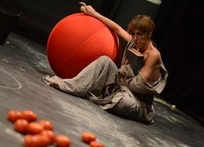 El éxito y la interpretación de 'la Pedreño' prorrogan 'Mi relación con la comida' en el Teatro Galileo