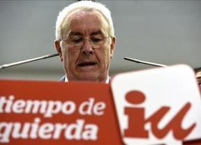 Izquierda Unida propone a Podemos concurrir juntos en las generales en listas de unidad popular