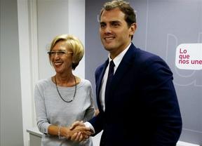 UPyD, dispuesta a concurrir con Ciudadanos en las municipales catalanas