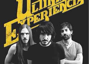 Última Experiencia presentan en Zaragoza su disco de debut el viernes 15 de junio