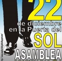 El 15-M acoge en 'su' Puerta del Sol a los parados