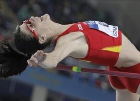 Ruth Beitia, campeona de Europa en salto de altura