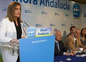 Fátima Báñez defiende las medidas del Gobierno: 'Han dejado un país en la ruina económica y social'