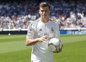 Bale cumple su sueño al lado del