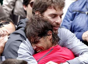 Pau Gasol apoya a su amigo Nadal tras su ausencia en Londres y le cita en Río de Janeiro'2016