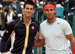 Djokovic se escapa más: aumenta su ventaja como número uno del mundo sobre el todavía inactivo Nadal