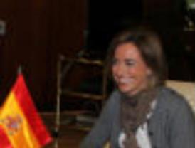 Carme Chacón, cada dia més nacionalista... espanyola