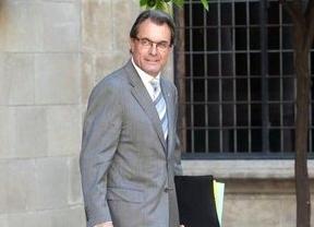 Artur Mas no formará parte de la cadena humana de la Diada