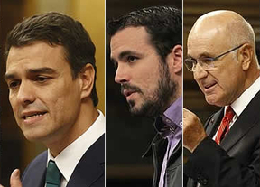 La oposición coincide en exigir al Gobierno más políticas sociales