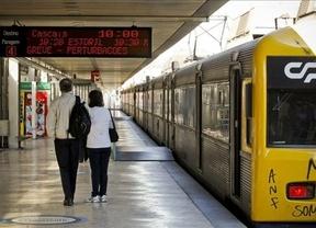 'Parón' total del transporte público en Portugal gracias al seguimiento masivo de la huelga