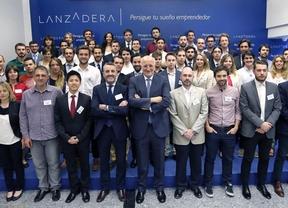 Juan Roig da la bienvenida a los 20 proyectos ganadores de la segunda edición de Lanzadera