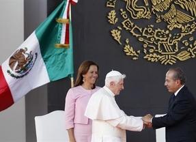 El Papa, en su visita a México, avisa de que se volcará 'de lleno' con los que sufren la violencia