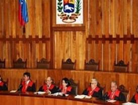 Luisa Estella Morales repite como presidenta del TSJ
