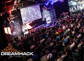 Los 'youtubers' más influyentes de España se reúnen en el festival DreamHack Valencia
