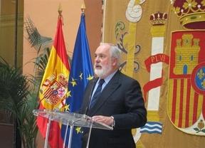Arias Cañete comparece en el Congreso para hablar del incendio de Hellín