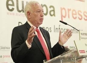 Tras la tormenta, la calma diplomática: Margallo,