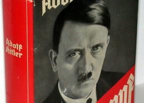 La censura de Alemania al 'Mein Kampf' de Hitler caduca en 2016