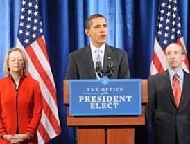 Obama confirma intercepción de