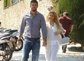 Shakira y Piqué viajan a Italia en medio de los rumores de crisis