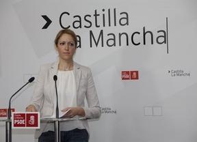 La portavoz del PSOE-CLM dice no saber aún a quién votará para suceder a Rubalcaba