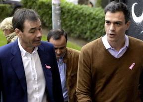 Los dirigentes del PSOE se toman con cautela la 'bronca' interna en Madrid