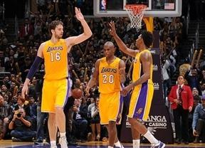 Se acabó el 'culebrón' sobre el futuro de Pau Gasol: finalmente los Lakers no le traspasan